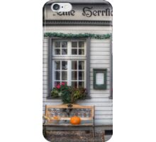 Wine and dine iPhone Case/Skin