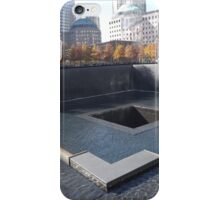 9/11 Memorial and Park, Lower Manhattan, New York City iPhone Case/Skin