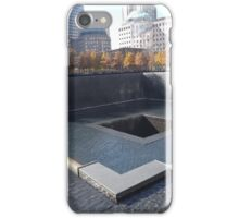 9/11 Memorial and Park, Lower Manhattan, New York City iPhone Case/Skin