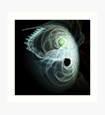 Spectral Faunae Art Print