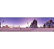 Dockland Sunset 360 Photographic Print