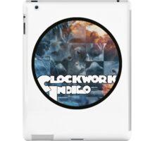 Clockwork Indigo - Flatbush Zombies - The Underachievers iPad Case/Skin