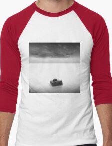 monochrome Men's Baseball ¾ T-Shirt