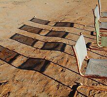 Outdoor Theatre Outback Tibooburra by Joe Mortelliti