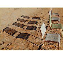 Outdoor Theatre Outback Tibooburra Photographic Print
