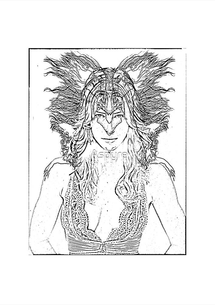 portrait w001.2 by Aspyre