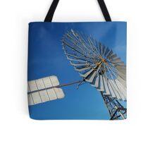 Big Outback Windmill, Boulia,Qld Tote Bag