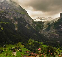 Jungfrau by Murray Newham