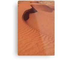 Sand Hill, Simpson Desert,N.T. Metal Print