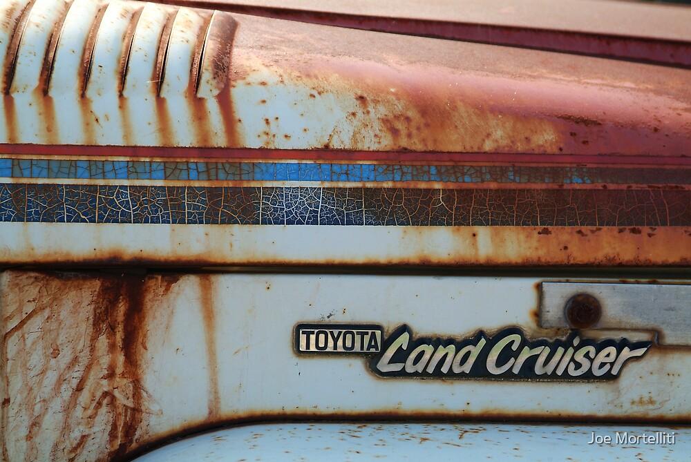 LandCruiser by Joe Mortelliti