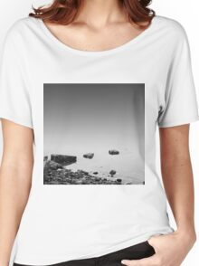 monochrome Women's Relaxed Fit T-Shirt