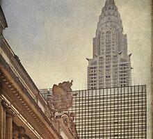 Chrysler Building by rentedochan