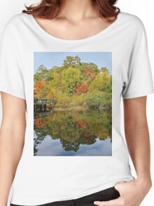 Fall Mirror Image        (1409111748VA) Women's Relaxed Fit T-Shirt