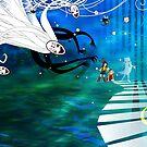 07. LookOut! : Beyond the Gate by kookylane