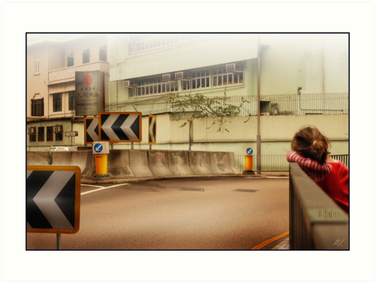 Bored Intersection by Paul Vanzella