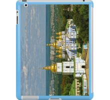 Golden Domes of  Kiev iPad Case/Skin