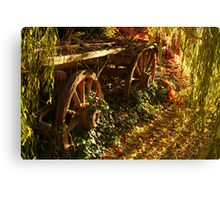 Cart  Canvas Print