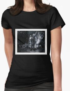 Lost in Terra Incognita  Womens Fitted T-Shirt