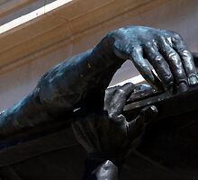 Hands by John Dalkin