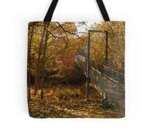 Autumn Walk Clunes Tote Bag