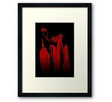 Gotham NYC Framed Print