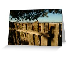 Ascot Farm Lands Greeting Card