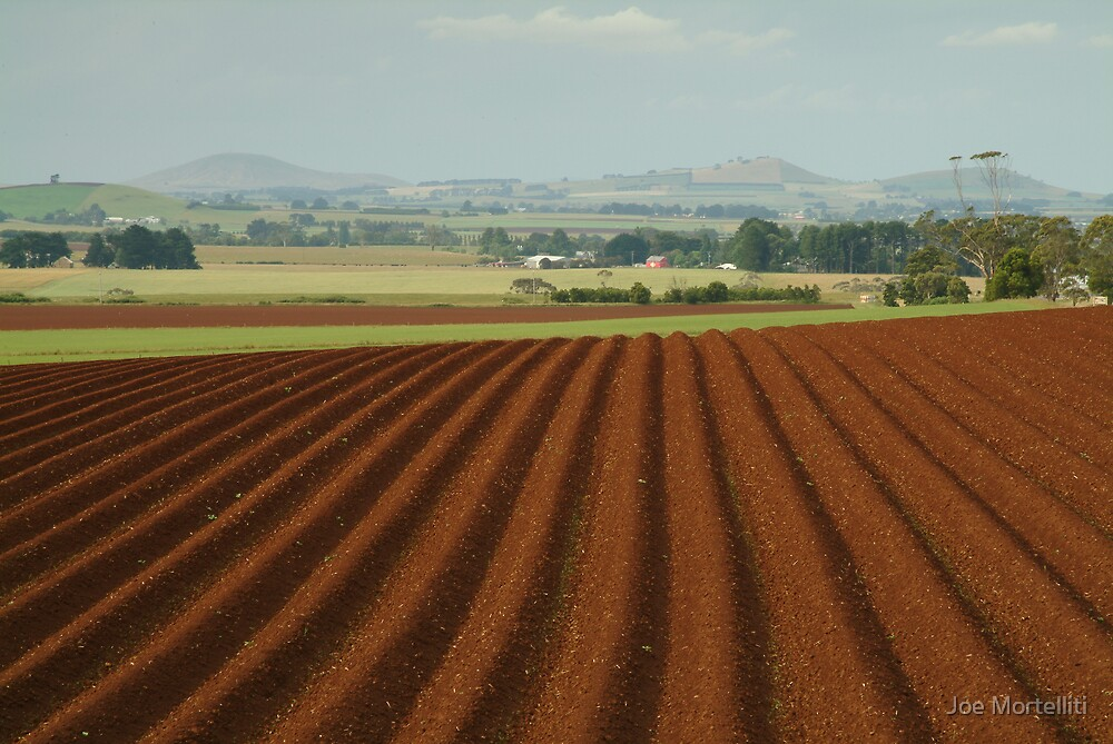 View to Seven Hills of Smeaton by Joe Mortelliti
