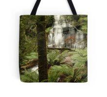 Triplet Falls Otway Ranges Tote Bag