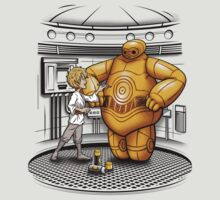 Big Hero 3PO by DJKopet