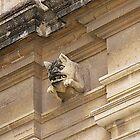 St. Catherine's Gargoyle Zejtun Malta by David Gatt