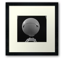 marvin: the self portiat Framed Print