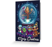 Merry Grootmas  Greeting Card