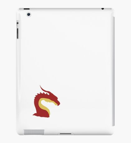 simplistic dragon iPad Case/Skin