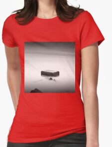monochrome Womens Fitted T-Shirt