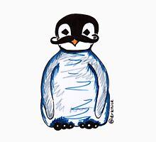 Penguin Mustache Unisex T-Shirt