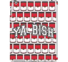 YA BISH iPad Case/Skin