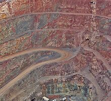 New Cobar Gold Mine by Mark Ingram Photography