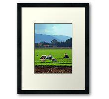 Bacchus - Nam Framed Print