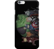 The Catvengers iPhone Case/Skin