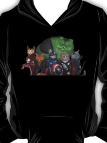The Catvengers T-Shirt