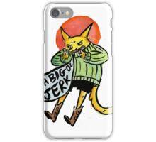 Jerk iPhone Case/Skin