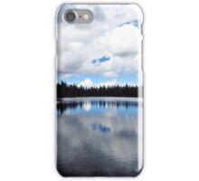 Goodwin Lake Reflections iPhone Case/Skin