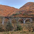 Glenfinnan Viaduct by Jeremy Lavender Photography