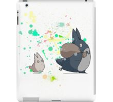 Ink - Totoro iPad Case/Skin
