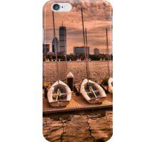 Charles River, Boston MA, USA iPhone Case/Skin