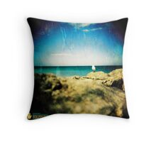 TEAM SLAM - RULES OF ENGAGEMENT 3 Throw Pillow