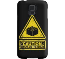 Watch Your Steps Samsung Galaxy Case/Skin
