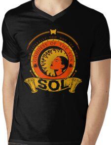 SOL - GODDESS OF THE SUN Mens V-Neck T-Shirt