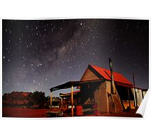 Stars over Australia Poster