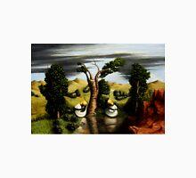 Sacred Conversation •  Double Image Composition IV Unisex T-Shirt